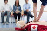 AED Frühdefibrillation