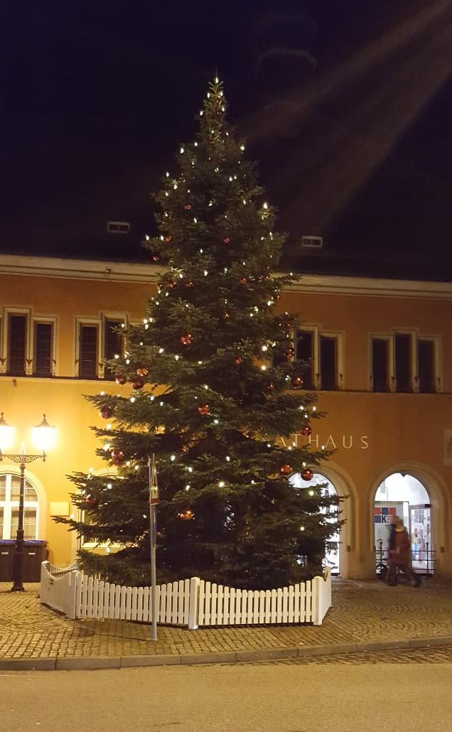 Weihnachtsmarkt in Kenzingen 2018